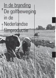 In de branding De golfbeweging in de Nederlandse ... - BLIK