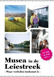 Musea in de Leiestreek - Toerisme Leiestreek