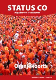 Magazine voor co-assistenten - Ko-Raad