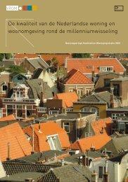 De kwaliteit van de Nederlandse woning en woonomgeving rond de ...
