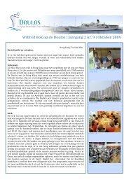 Wilfred Bok op de Doulos | Jaargang 2 nr. 9 | Oktober 2009