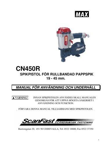 CN450R