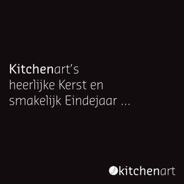 Klik hier voor onze eindejaarsfolder - KitchenArt