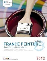 Le Guide France Peinture 2013
