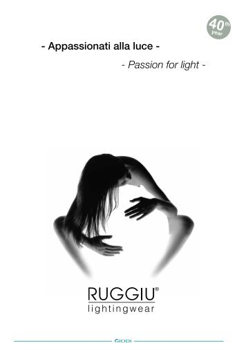 - Appassionati alla luce - - Passion for light - Groove