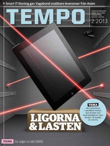 Tempo #2 2013 - Posten