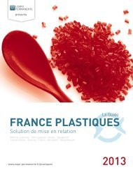 Le Guide France Plastiques 2013