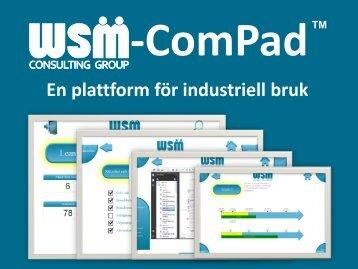 En plattform för industriell bruk