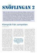 Snöflingan 2 - Befälsföreningen Militärtolkar - Page 4