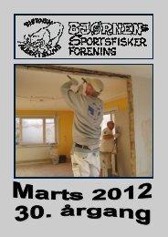 KLUBBLAD MARTS 2012 - Bjørnens Sportsfiskerforening