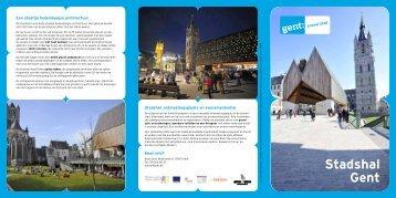 Stadshal Gent - Visit Gent