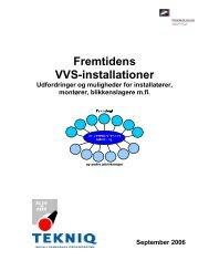 Fremtidens VVS-installationer