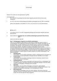 RV19b Gedragscode politieke ambtsdragers gemeente ...