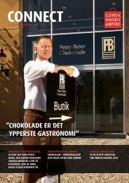 """CHOKOLADE ER DET YPPERSTE GASTRONOMI"""" - Peter Beier ..."""