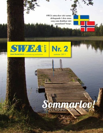 Sommarlov! - SWEA International
