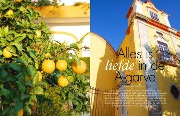 Bij de Algarve denken de meeste mensen vooral ... - studio janneke
