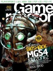 BIOSHOCK KILLZONE2 - Gamereactor