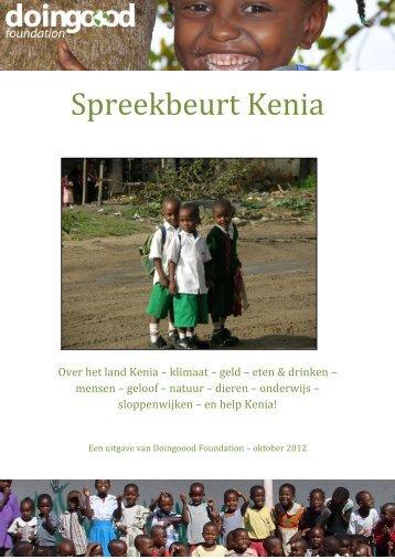 Download hier - Vrijwilligerswerk in Afrika