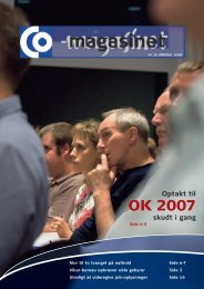 OK 2007 - CO-industri