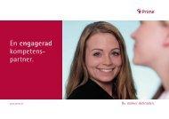En engagerad kompetens- partner. - Karlöf Kommunikation