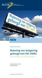 Naleving van wetgeving geborgd met ISO 14001 - Bureau Veritas