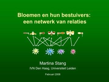 Bloemen en hun bestuivers - Ingo & Martina Stang
