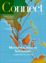 manufacturing in singapore - Singapore Manufacturing Federation