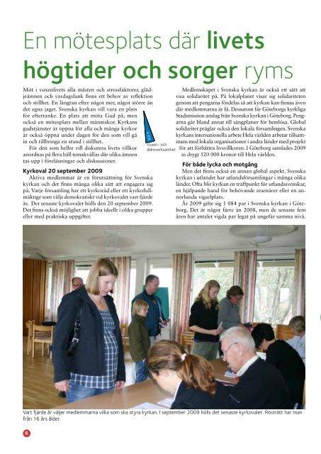 Mötesplatser - Svenska kyrkan