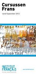 Downloaden - Institut Francais - Pays-Bas