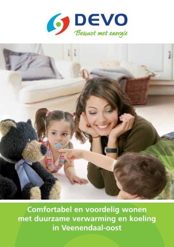 Comfortabel en voordelig wonen met duurzame verwarming en ...