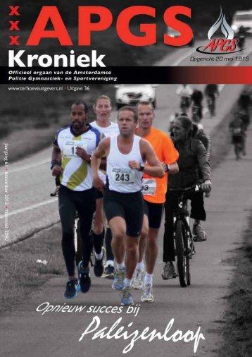 uitgave 6 - 2012 - ter hoeve uitgevers