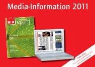 Media-Information 2011 - Deutscher Fachverlag