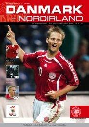 Danmark-Nordirland - DBU