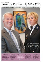 in pdf - Website voor de Politie