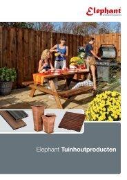 Elephant Brochure 2010 - Hout en plaat op maat voor iedereen
