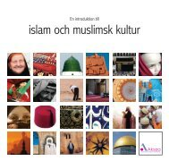 islam och muslimsk kultur - Aksaa islamutbildning