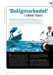 'Boligmarkedet' i sikker havn