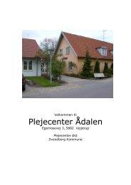 Plejecenter Ådalen - Svendborg kommune