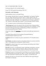HIS 120. VERDENSHISTORIE, VÅR 2008 Forelesning tirsdag 05.01 ...
