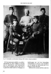Den militære uniformering på Bornholm - Bornholms Historiske ...