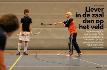 Klik hier om het artikel van hockey.nl te lezen - IHC Titans