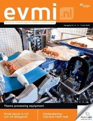 Thema processing equipment - EVMI