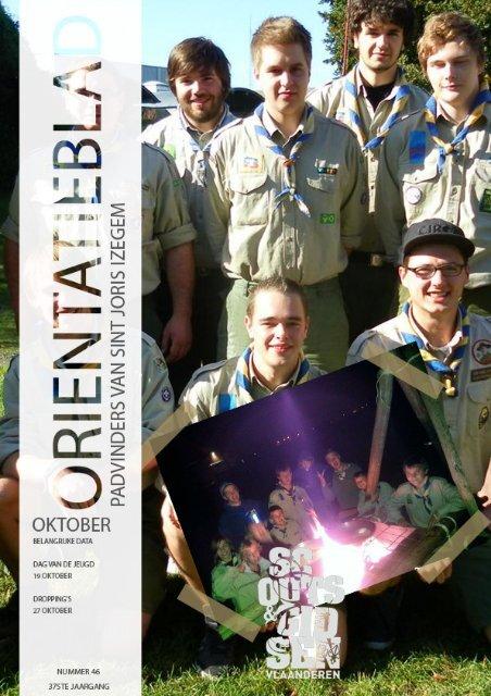 2012 - Padvinders van Sint Joris