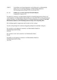 Verslag - Landelijke India Werkgroep