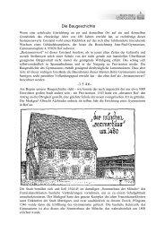 Die Baugeschichte -1 5 4 6- - Jean-Paul-Gymnasium