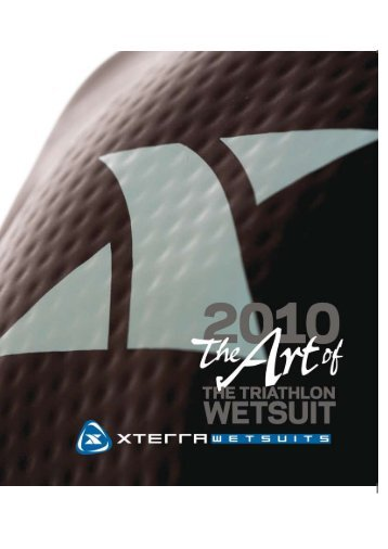 are designed and engineered in San Diego to - XTERRA Wetsuits