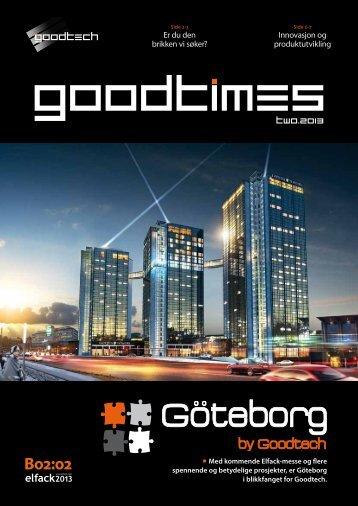 Goodtimes two 2013 - Goodtech