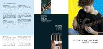 folder - Tversted Jazzydays