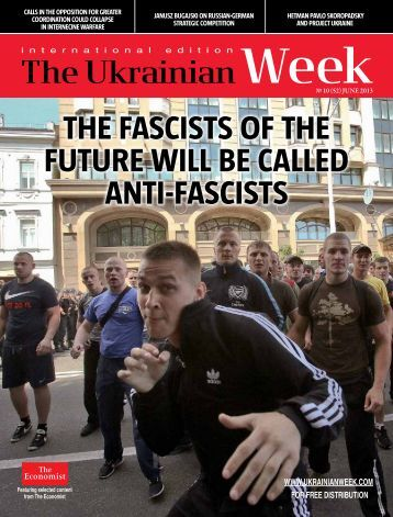 the fasCists of the future will Be Called anti-fasCists