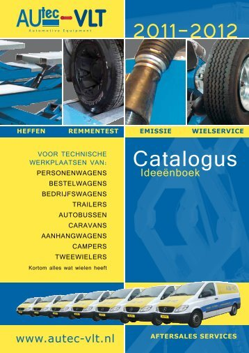 ideeenboek - Autec-VLT Automotive Equipment